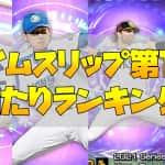 【プロスピA】2021年タイムスリップ(TS)第1弾当たり選手ランキング!