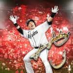 【プロスピA】山川穂高 アニバーサリー2020の評価!西武のホームランキング!