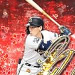 【プロスピA】吉田正尚 アニバーサリー2020の評価 オリックス!驚異のフルスイング!