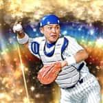 【プロスピA】谷繁元信 OB 2020の評価 横浜!強肩強打の捕手!