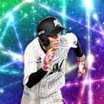 【プロスピA】和田康士朗 2021 期待の若手(覚醒) S極評価!ロッテの俊足外野手!